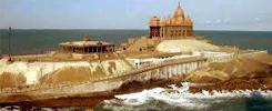 Madurai - Rameshwaram - Kanyakumari Tour Package